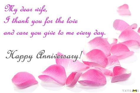 Wedding Anniversary Quotes For Status by Anniversary Wishes For Quotes Messages Images For