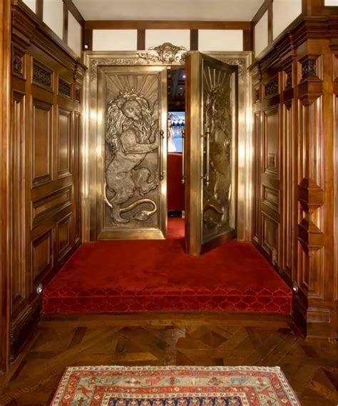 carved wooden door as of in your interior