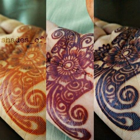 henna tattoo using blackening shoo 43 best images about shades of arts henna designs on