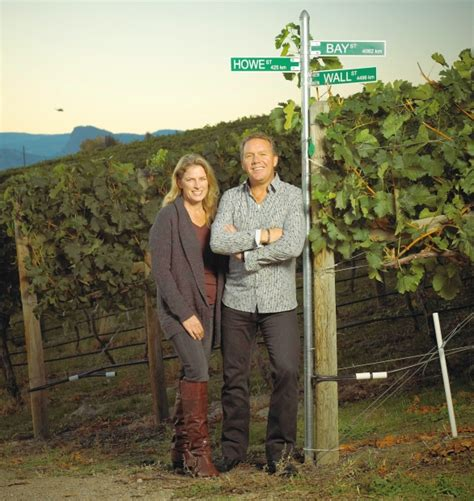lee c stock photos and for b c vineyards knowing how to sell is half the battle