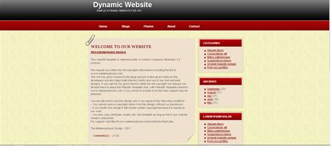 tutorial dynamic website php simple dynamic website free source code tutorials and