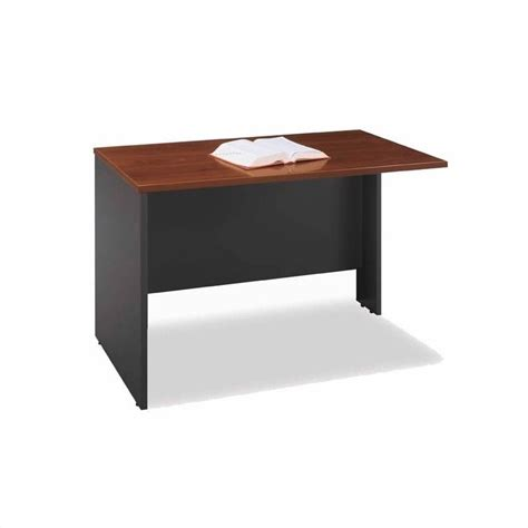 C Shaped Desk Bush Business Series C Hansen Cherry U Shaped Desk Bsc011 244