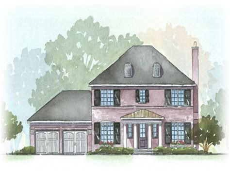 creole house plans creole style house plans georgian style house plans