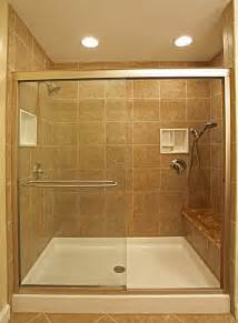 Bathroom Shower Stall Tile Designs Gallery Of Alluring Shower Stall Ideas In Bathroom