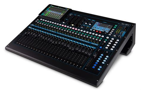 Mixer Qu 24 dust cover sold seperately