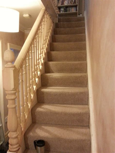 banisters and spindles replacing spindles and banisters