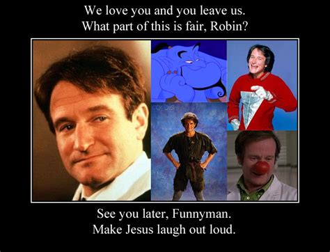Robin Williams Meme - tribute meme to robin williams by shizuru minamino on