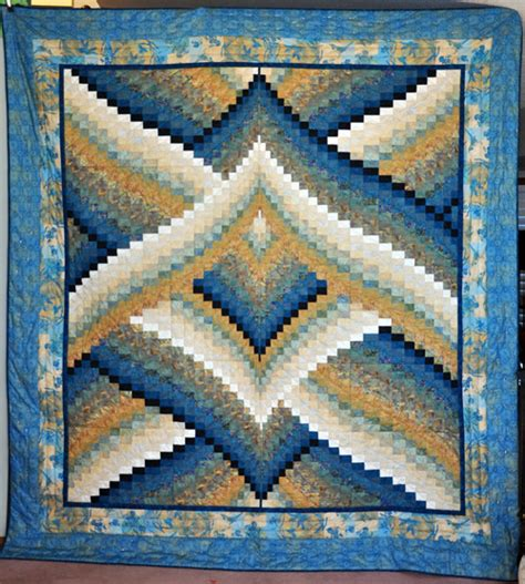 Bargello Patchwork - bargello in the house