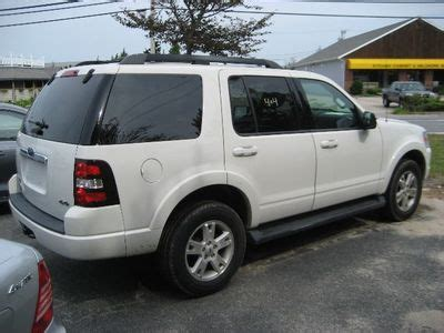 how to work on cars 2009 ford explorer auto manual used 2009 ford explorer xlt at falmouth auto sales