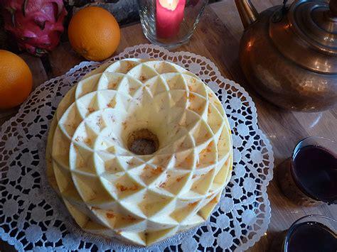 mandarinen schmand kuchen rezept mandarinen schmand pudding kuchen rezept mit bild