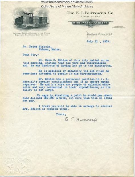 Patient Letter Of Support Maine Memory Network Letter Of Support For Indigent Patient 1909