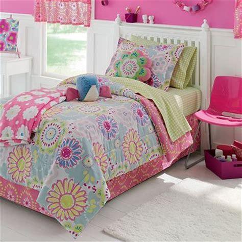kohls twin bedding girls kohl s bf 40 comforters jumping beans flower