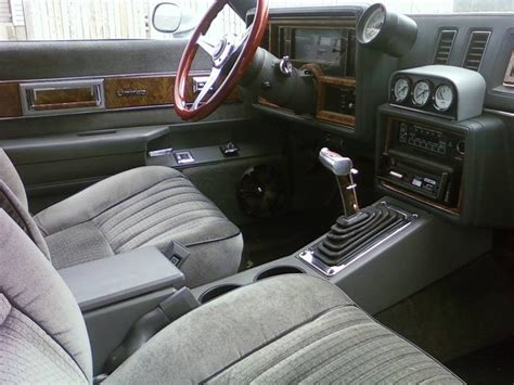 1985 Buick Regal Interior by Bmasterflex 1985 Buick Regal Specs Photos Modification Info At Cardomain