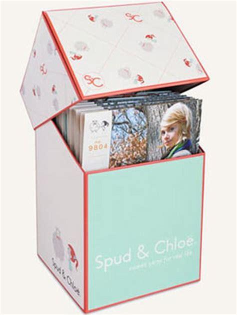 sewing pattern organizer box spud chloe pattern storage box at jimmy beans wool