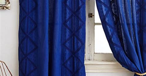 royal blue bedroom curtains appliqued lace curtain royal blue curtains blue shower