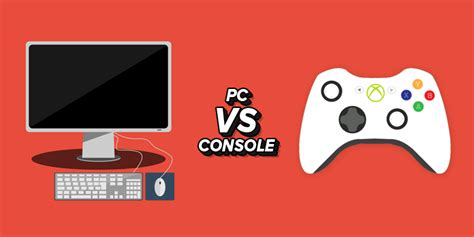why console graphic looks so why you should choose pc gaming console gaming peek co