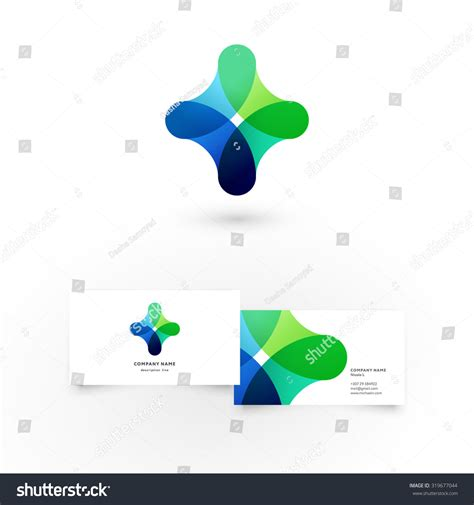 shutterstock design elements and layout modern icon design logo element business stock vector