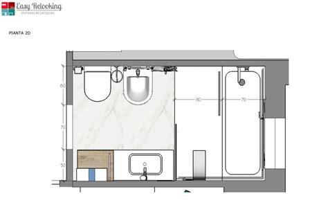 bagni con vasca bagno con doccia e vasca il progetto easyrelooking