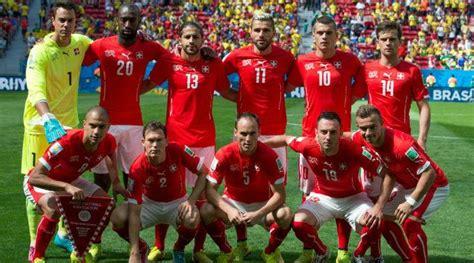 Brief Schweiz Nach Brasilien Fussball Ch Schweizer Wm Team So International Wie Kein Anderes Wm 2014 Fussball