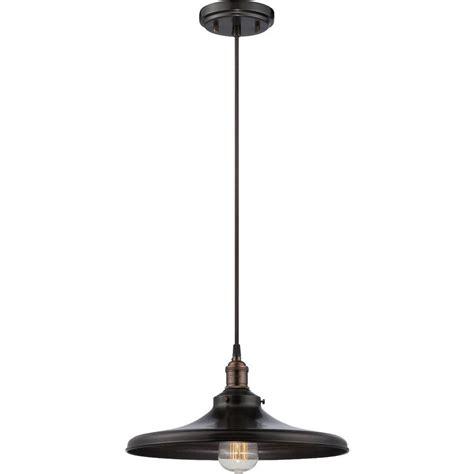 filament design glomar 1 light rustic bronze incandescent