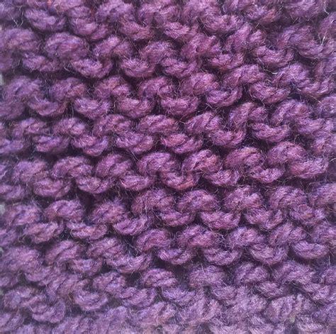 knitting a garter stitch garter stitch stitch n purl