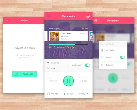 design application ios mobile app ui design for ios and android by tinjothomasc