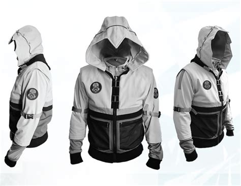 Jaket Assassins Creed Hitam 2 Berkualitas 1 jual jaket assassin creed recon anime market zone