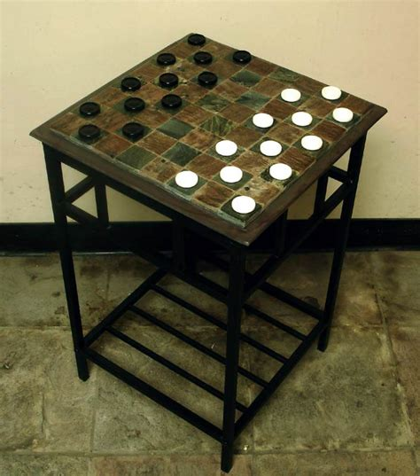 Checkers Table by Index Of Pictures 001 Copper Gold Checkers Tables