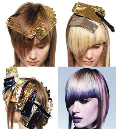 important highlighting hair placements 13 best foiling techniques images on pinterest hair