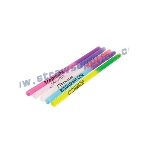 color changing straws color changing printing straw