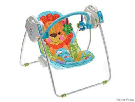 Best Steals And Splurges Baby Swings Parenting