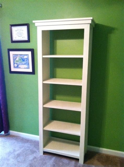 ana white channing bookshelf diy projects