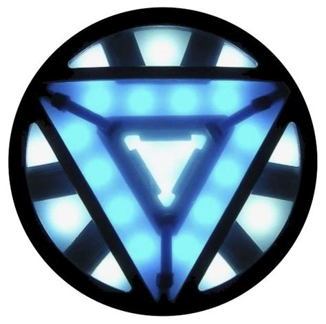 arc reactor tattoo printables iron arc reactor clipart