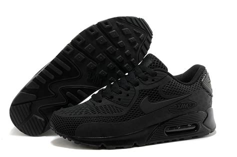 all black running shoes mens air max 90 mens running shoes all black 3322435