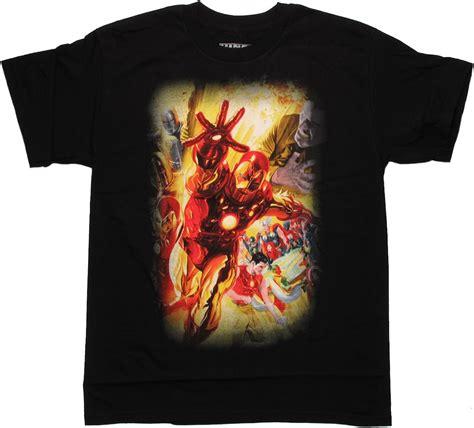 Kazel Tshirt Burger Edition Large iron marvel 75th special edition alex ross t shirt