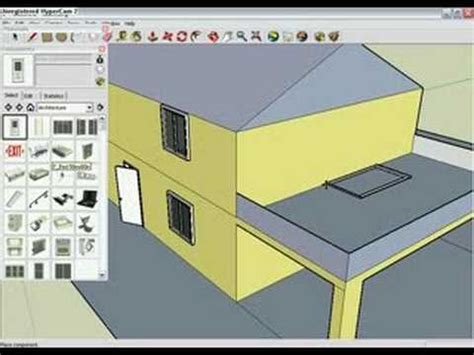 house design sketchup youtube me making house at sketchup youtube