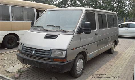renault china sanjiang renault espace et trafic les inconnues