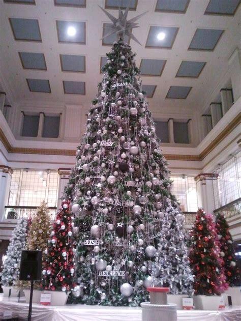 christmas tree at macy s i ve got my love to keep me