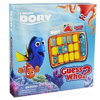indovina chi gioco da tavolo indovina chi finding dory b6733103 giochi da tavolo