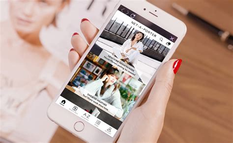 yoox mobile yoox net a porter sees surge in mobile orders