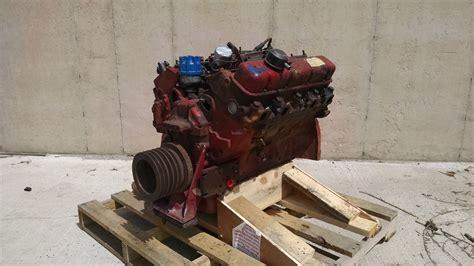 engine ford fi  engine long block  bcn cheaa hcn dhea turns