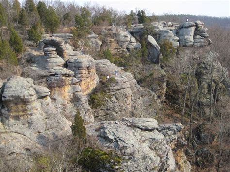 Garden Of The Gods Elizabethtown Il 26 Best Images About Southern Illinois Shawnee National