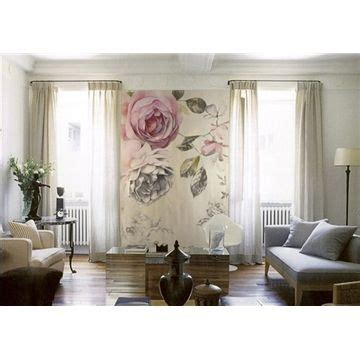 american country style rose vintage  woven paper mural