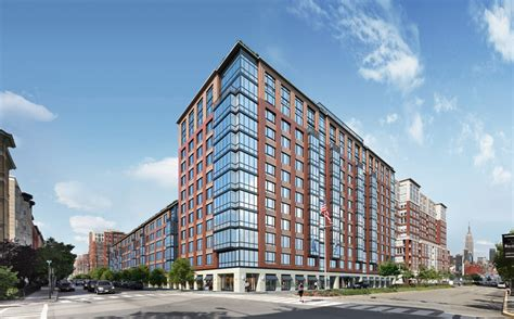Hoboken Apartments Toll Brothers Hoboken Luxury Condos For Sale Maxwell Place On The Hudson
