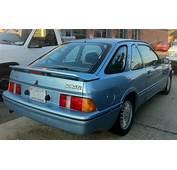 Ford Merkur XR4Ti Hatchback Blue SOPjpg  Wikimedia