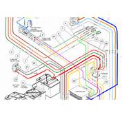 1997 Ezgo Electric Golf Cart Wiring Diagram  Wedocable