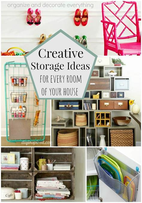 creative storage ideas 17 best images about top organizing bloggers on pinterest