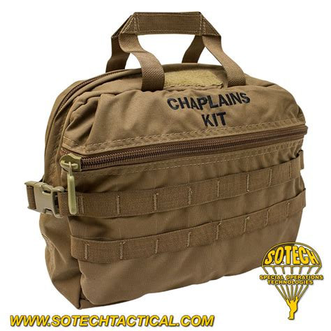 s o tech chaplain s mission go bag soldier systems daily