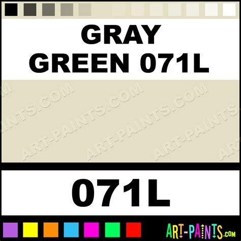 gray green 071l soft form pastel paints 071l gray gray green 071l soft form pastel paints 071l gray