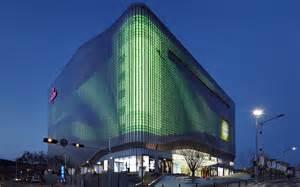 South Korean Architecture Architecture Corner Modern Architecture Centercity Galleria By Un Studio Cheonan South Korea